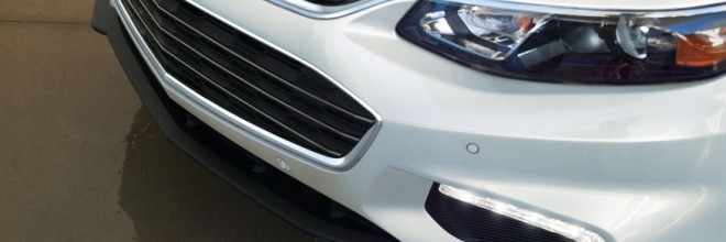 2016 Chevrolet Malibu: No Yawning! | Citywide Leasing & Financing