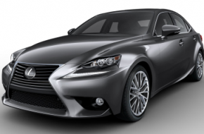 2015 Lexus IS250 AWD $349 Per Month